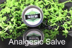 Analgesic Salve by Dallas Hemp Company