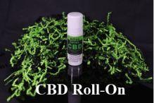 CBD Roll On Pain Relief by Dallas Hemp Company