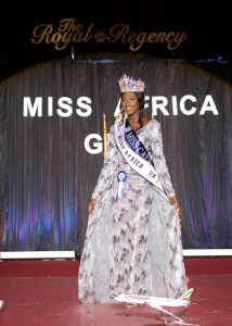 miss Africa Great Britain