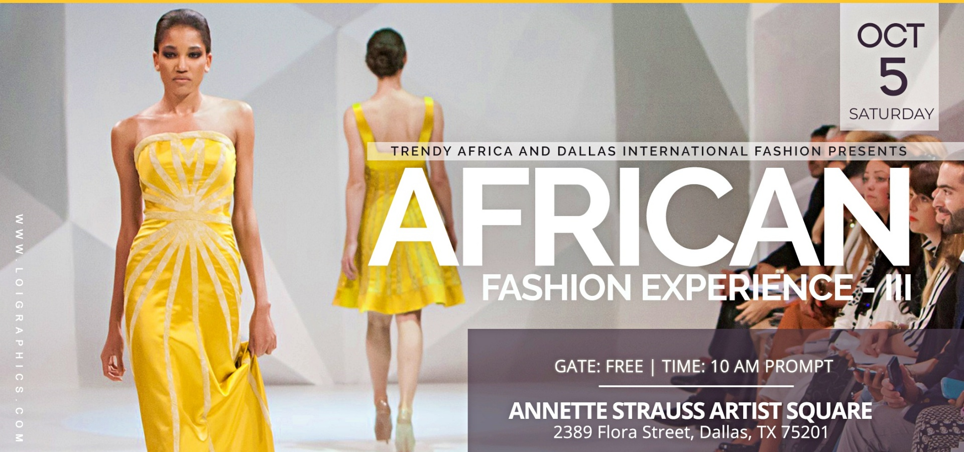 African Fashion Experience IV