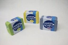 Tampax Pearl Redesign