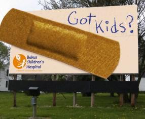 Got Kids? Advertisement