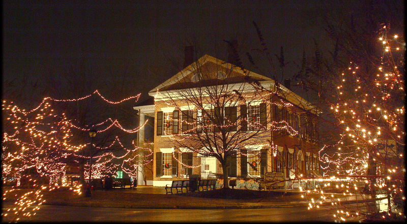Dallas Kinney  Dahlonega Christmas