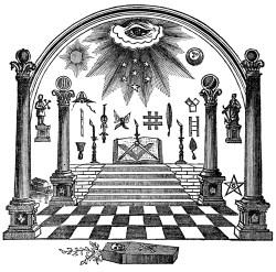 Masonic Image Collage