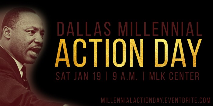 Millennial Action Day @ Forest Park