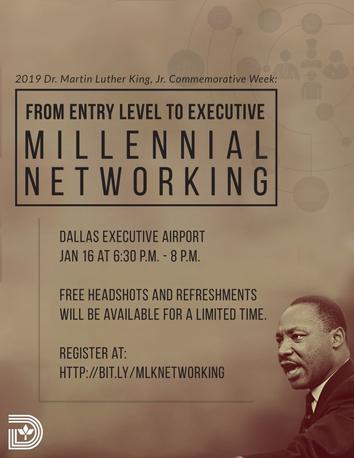 From Entry-Level to Executive: Millennial Networking Event @ Dallas Executive Airport