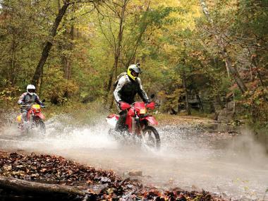 NW AR Dual Sport Ride Ozarks 800x600