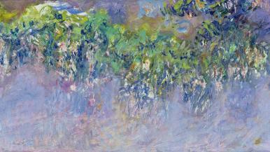 Monet-Wisteria