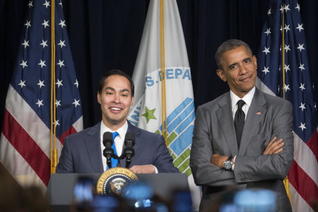 Julin Castro goes into political attack dog mode on his