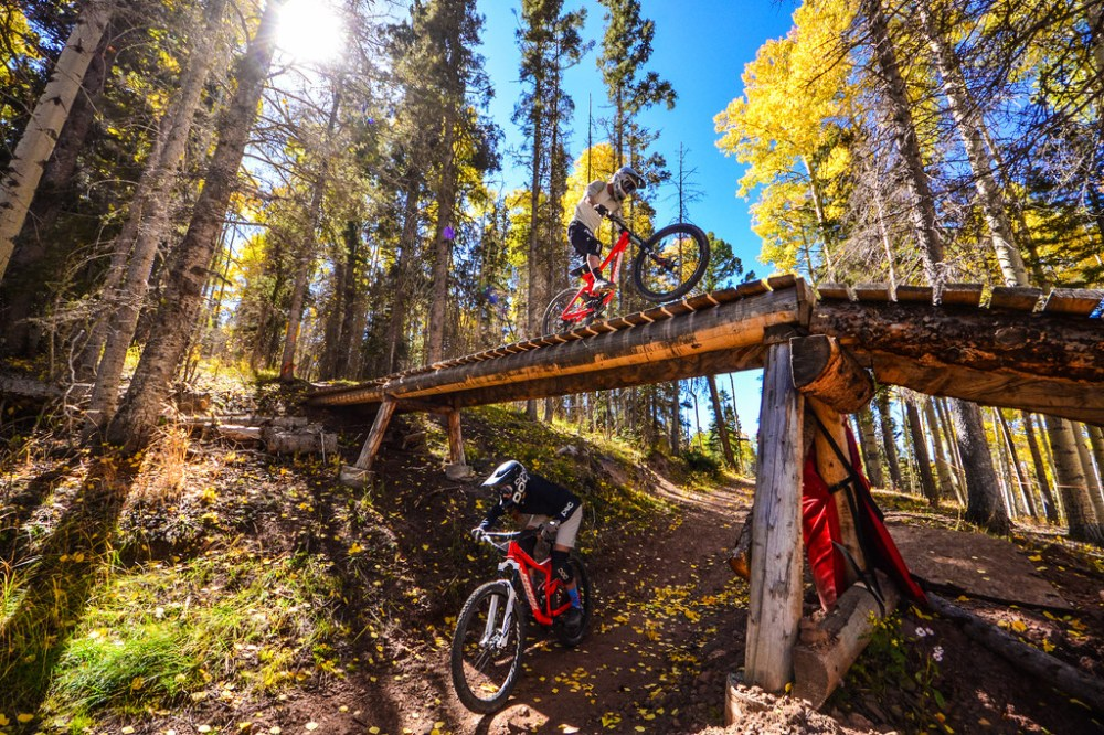 Angel Fire Resort in Northern New Mexico offers zip-lining and ATV activities. (Angel Fire Resort)