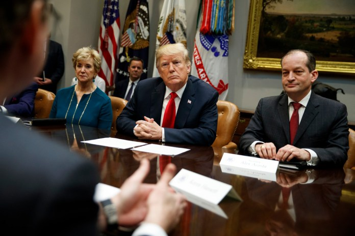"""<p><span style=""""font-size: 1em; background-color: transparent;"""">President Donald Trump on Monday finalized tariffs on $200 billion in goods imported from China, putting Texas businesses and consumers under further strain..</span></p>(Evan Vucci/AP)"""