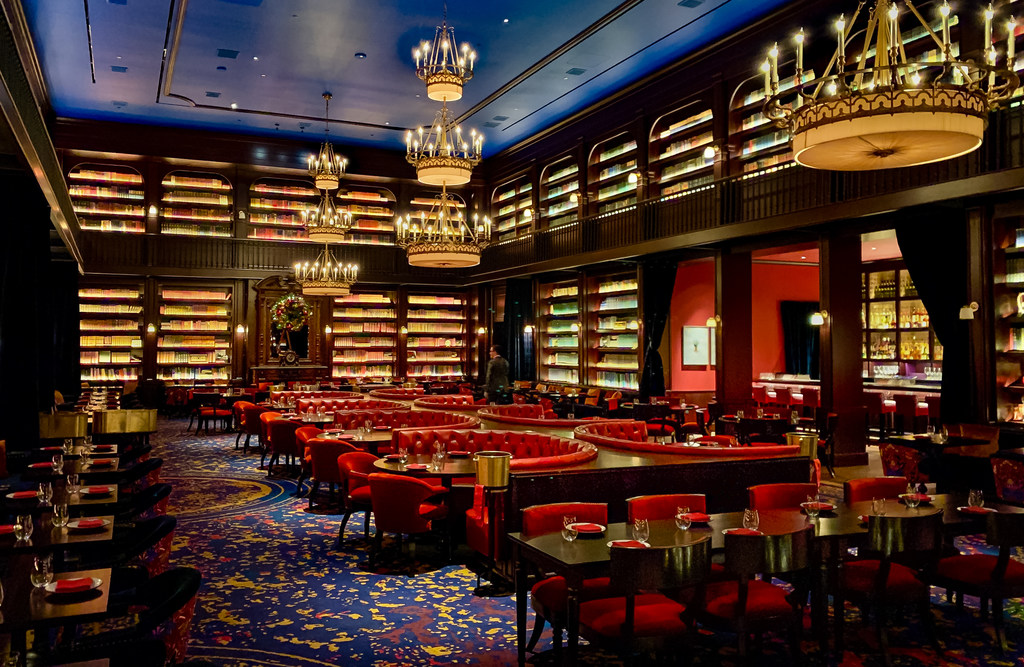 Nomad Las Vegas Hotel And Restaurant Are All About