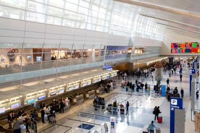 new airport ranking dfw