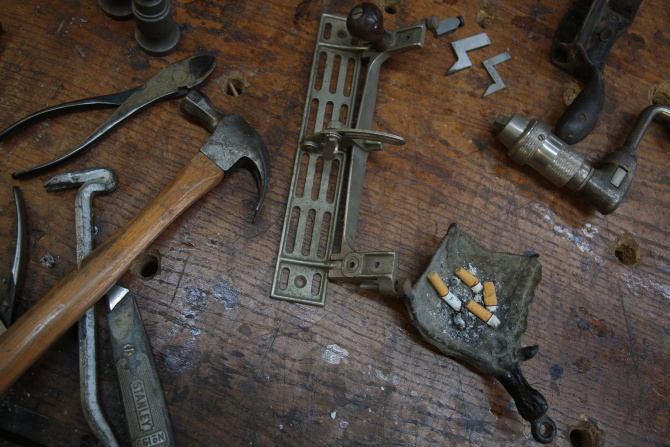 Vintage Hand Tools Collection