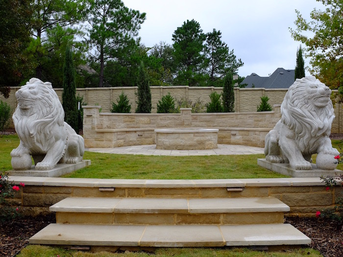 Outdoor Fire Pit & Fireplace Installation in Dallas, TX