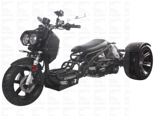 small resolution of icebear maddog trike 150cc pst150 19n free shipping birdy s scooters atv s