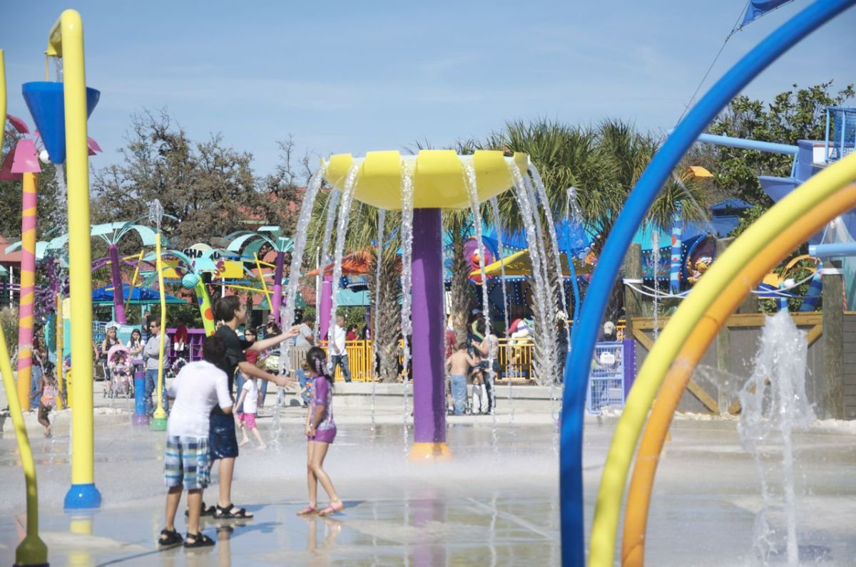 Your Guide to 55 Local Spray Grounds and Splash Parks  Dallas Native Team  Dave PerryMiller
