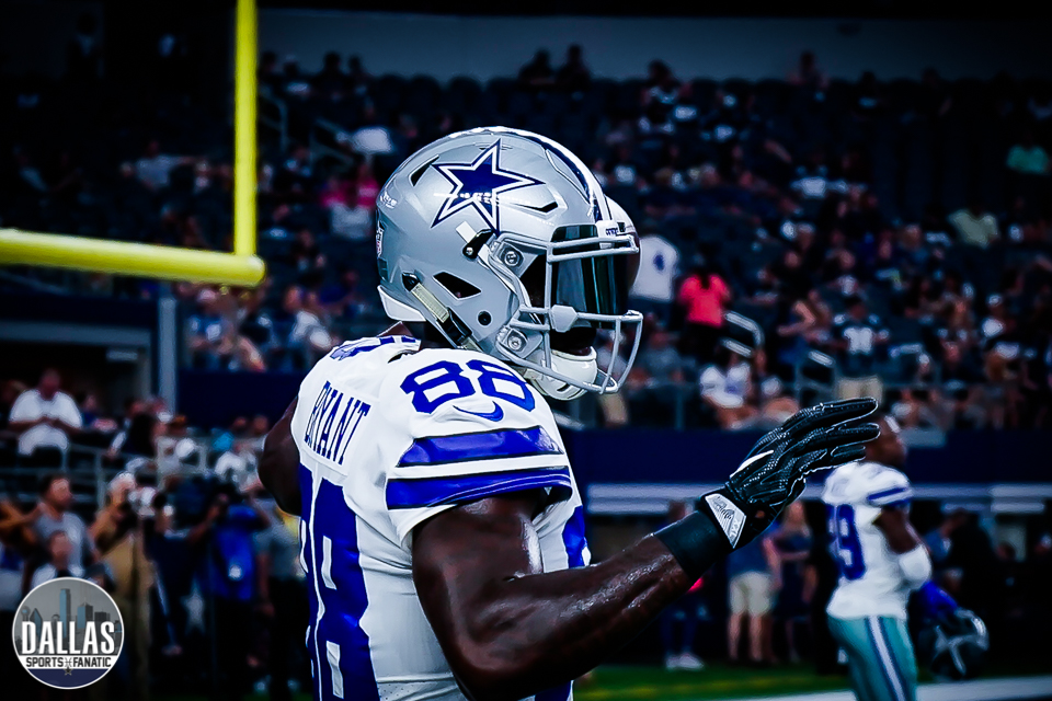 Entering 2018, Dez Bryant has an important decision to make