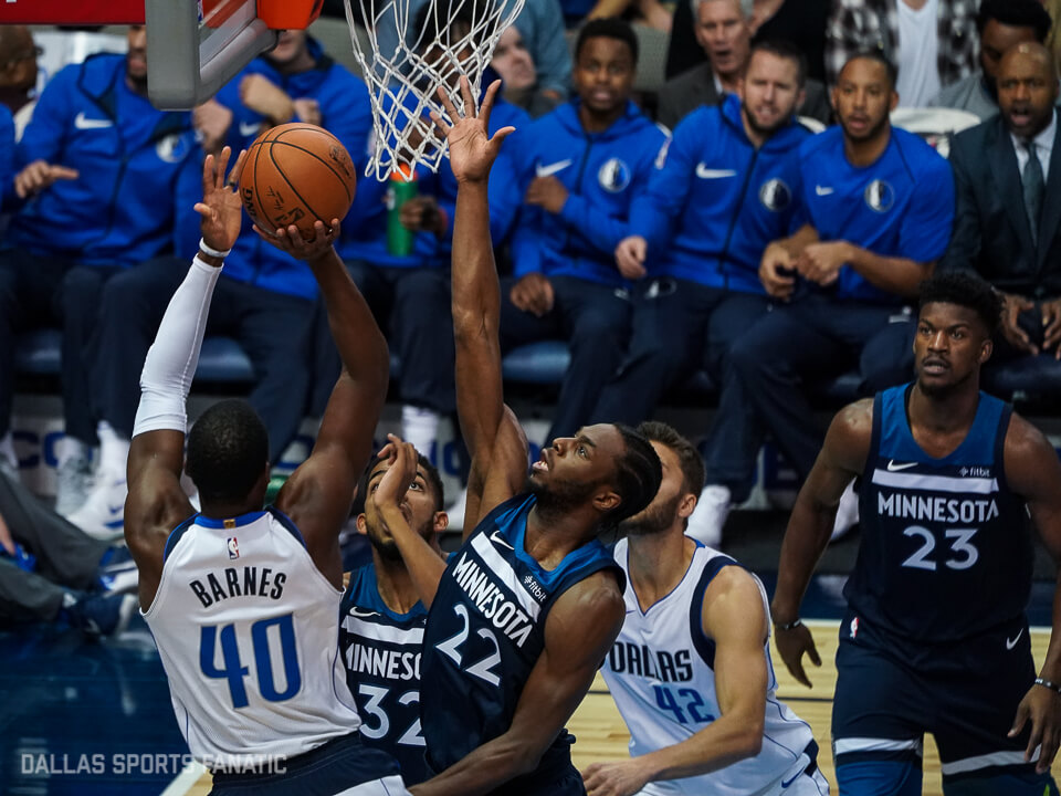 Mavericks fall to Minnesota, 111-87