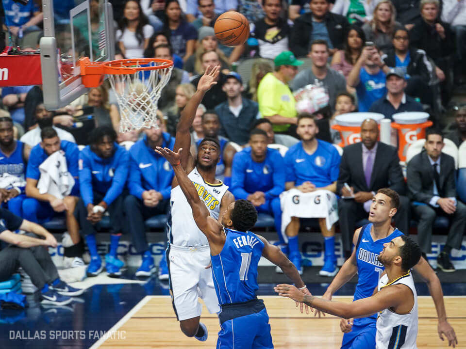 Late surge not enough as Mavs fall to Nuggets