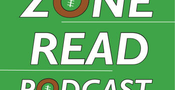 Zone Read Podcast: Logo