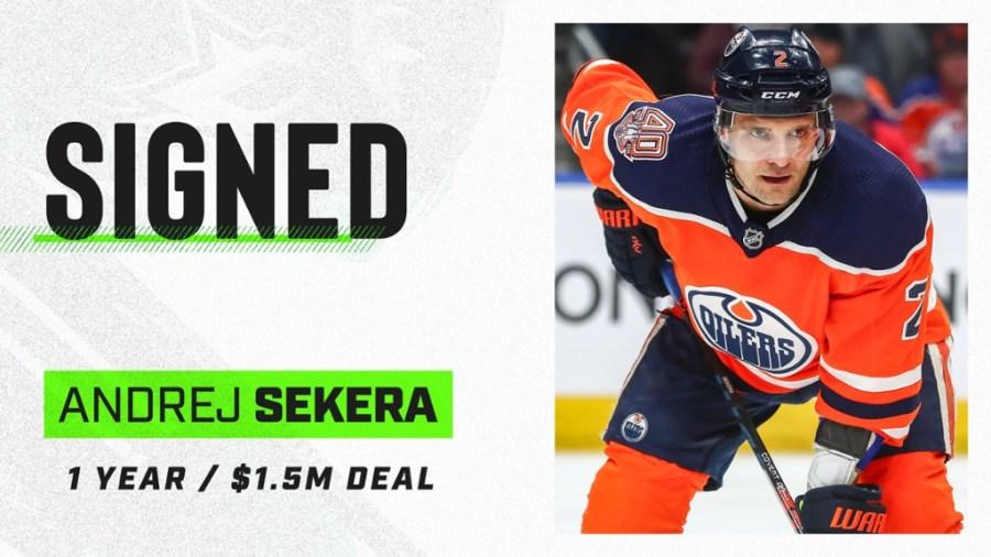 Sekera Signed