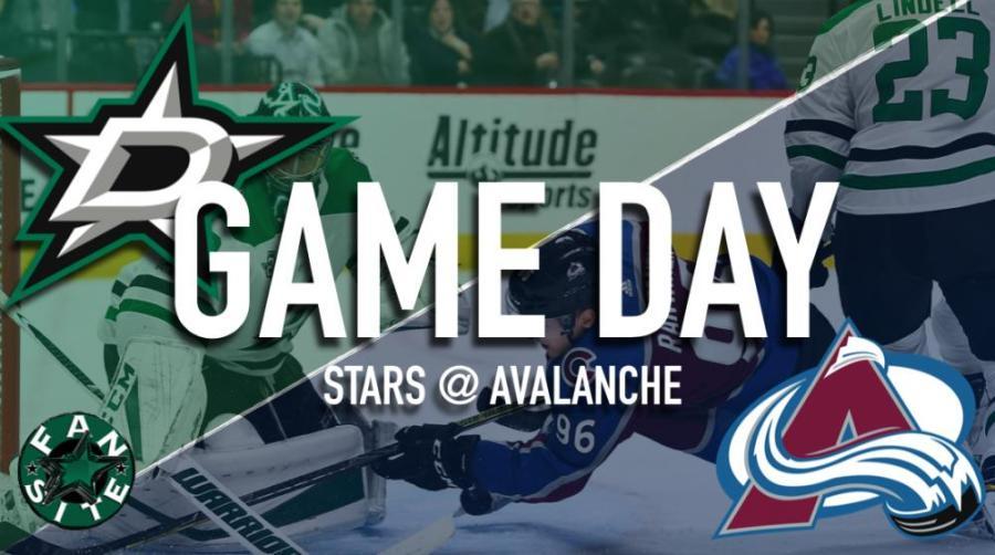 Dallas Stars at Colorado Avalanche - Game Day - main