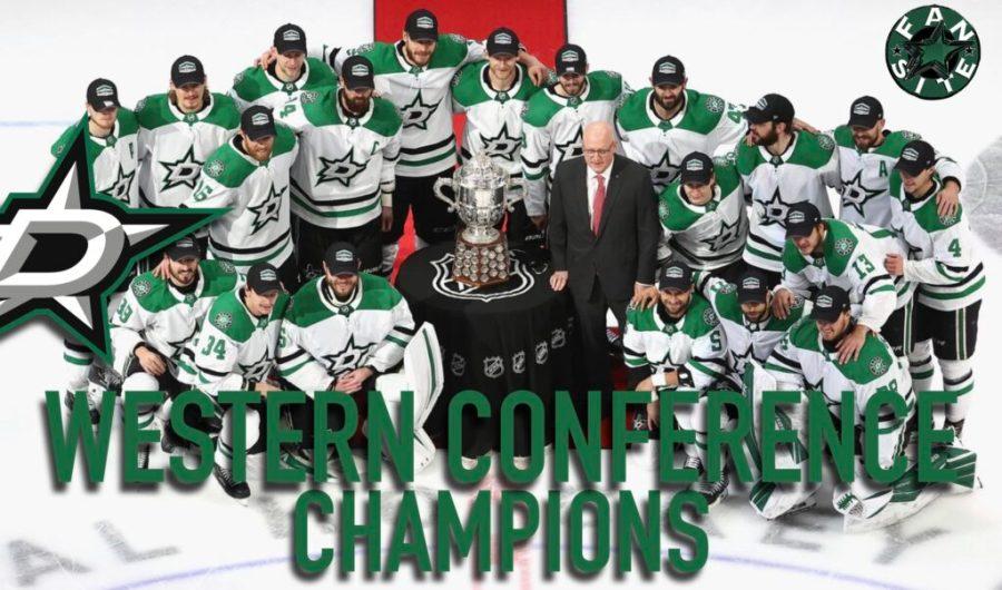 Dallas Stars 2019-20 Western Conference Champions