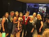 Leaving the NHSTMAs! (Kaiden Maines, Tracy Jordan, Leslie Fredrickson, Malāna Wilson, John Fredrickson, Kelley Fredrickson and Tina Walsh)