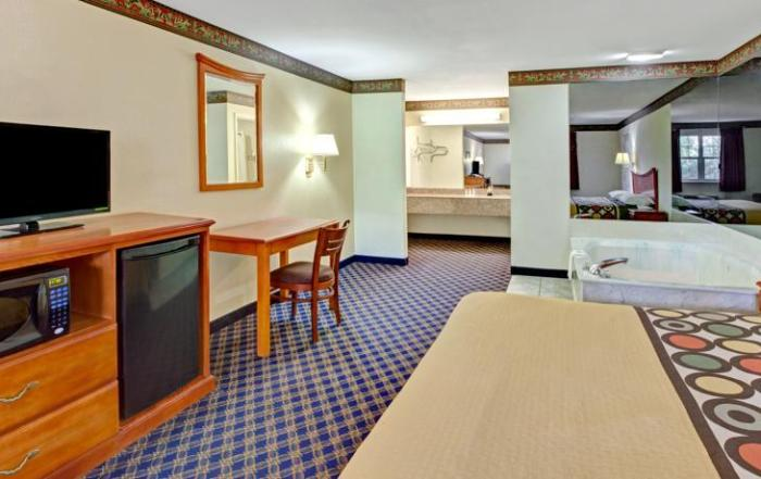 Hotels With Jacuzzi In Room Arlington Tx Dallas Texas Suites