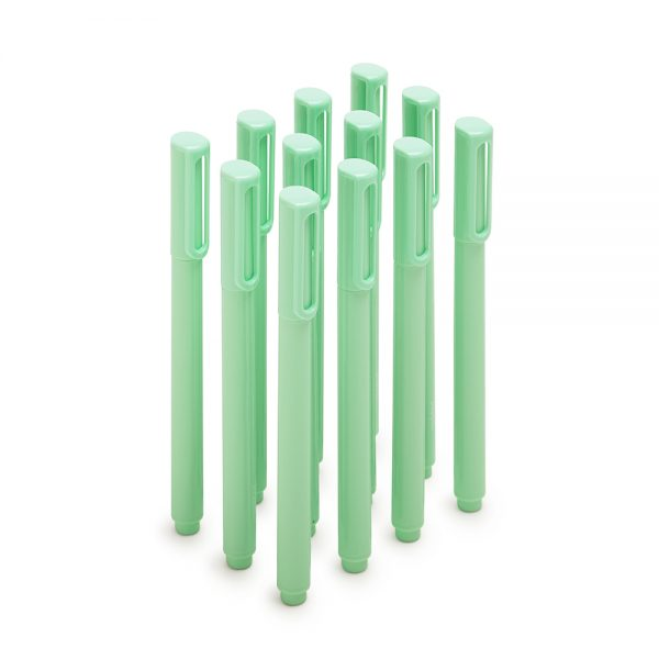 Mini Mint Wallet Pens