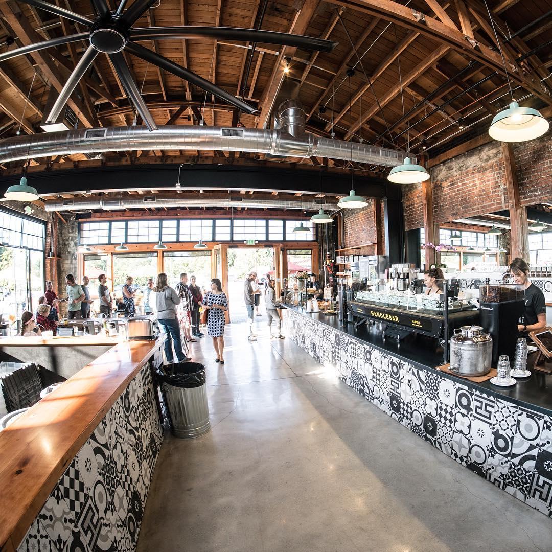 Handlebar Coffee Santa Barbara, CA