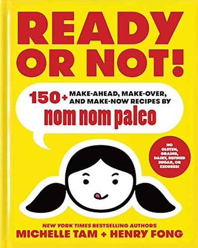 Ready or Not Paleo Cookbook