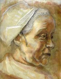 Rembrandt female