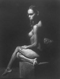 figure black