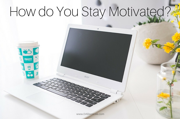 Go Month: How to Stay Motivated