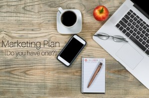 How to Write a Simple, Successful, Easy Marketing Plan | DAllisonLee.com