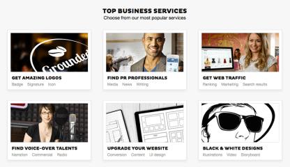User Fiverr to Complete Business Tasks | DAllisonLee.com
