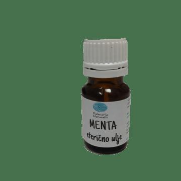 eterično ulje menta