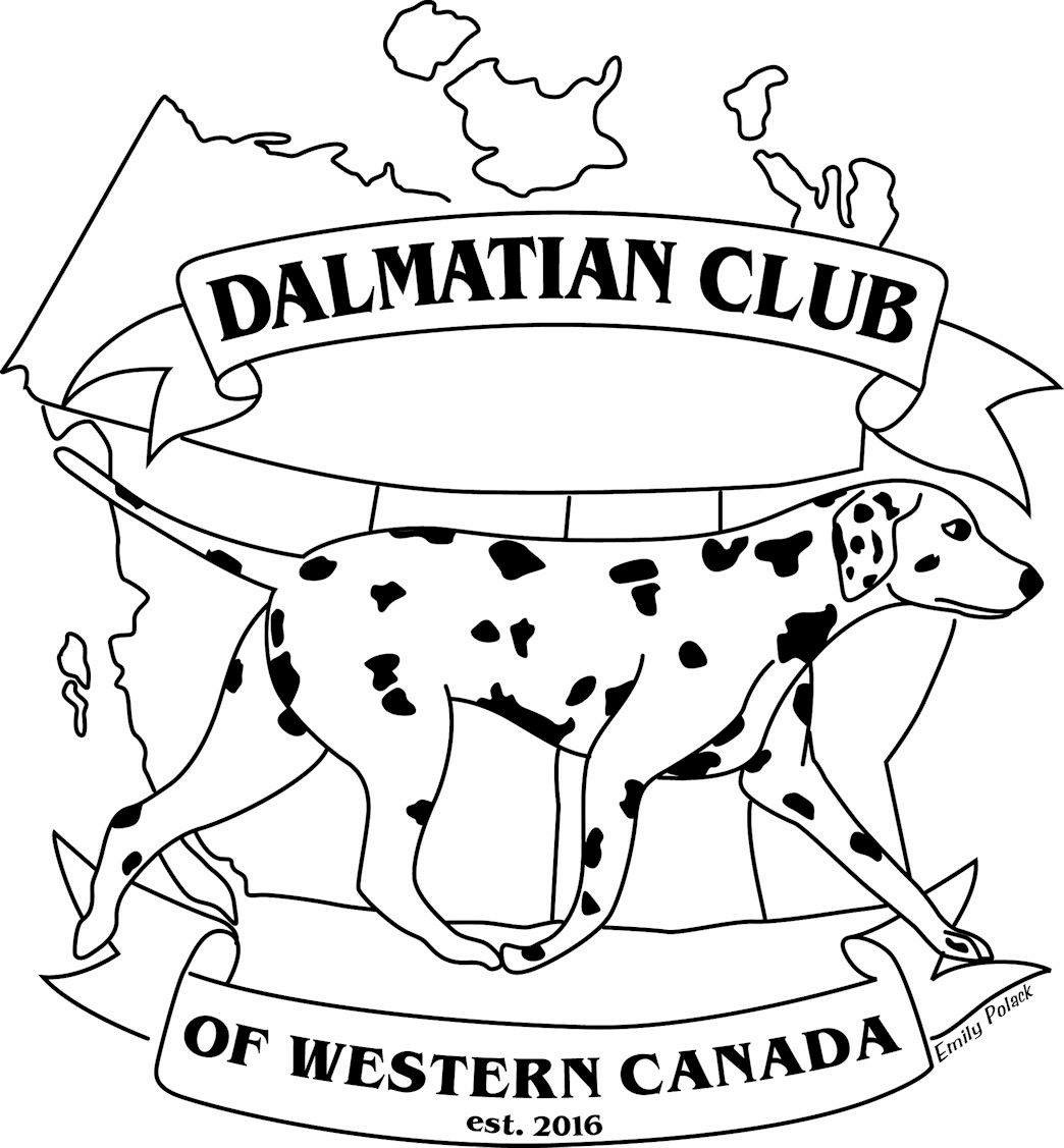 Dalmatian Club of Western Canada (DCWC), is registered as