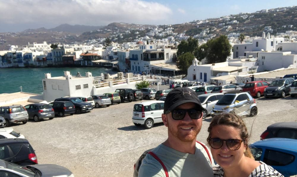 Our Mediterranean Cruise