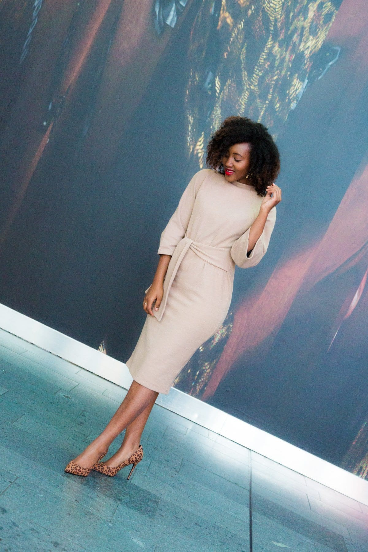 How To Describe Personal Style In A Three-Word Rule: Michelle from The Mbaire Wangui Blog