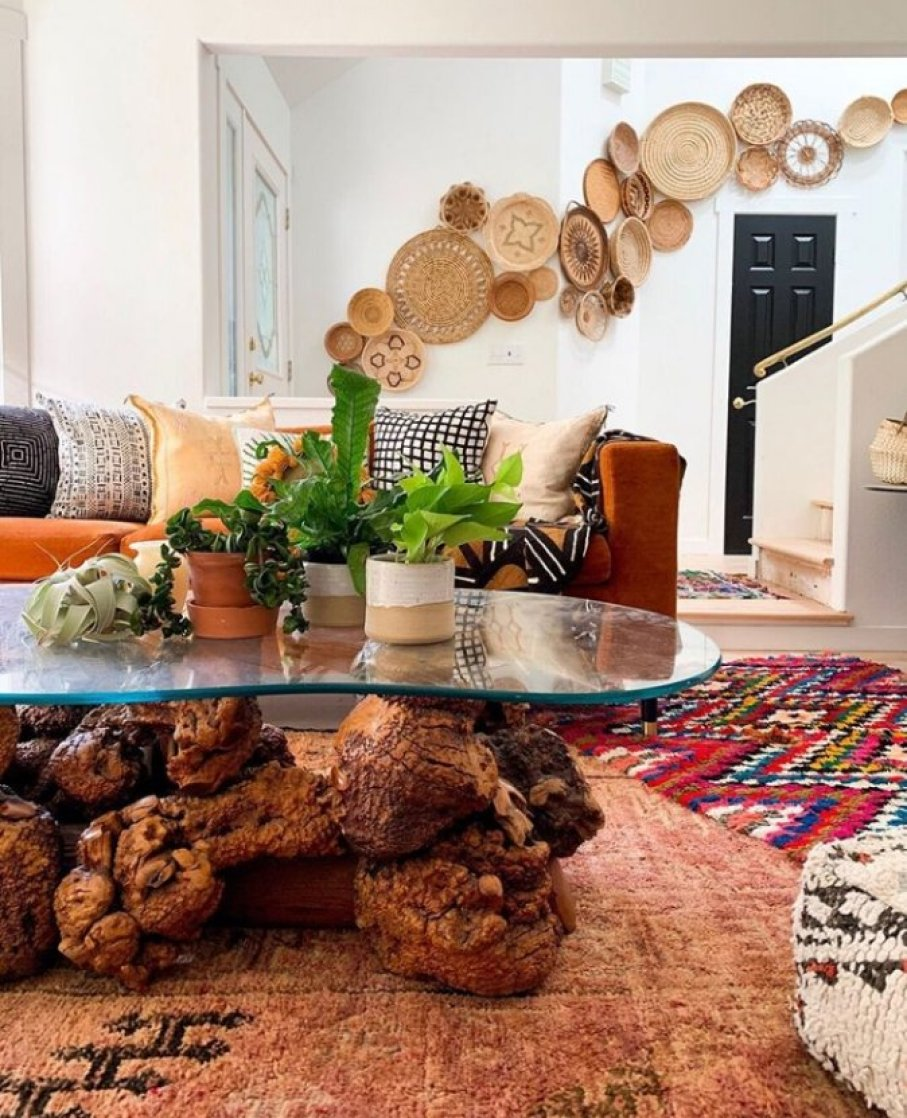 How to create a modern Bohemian home