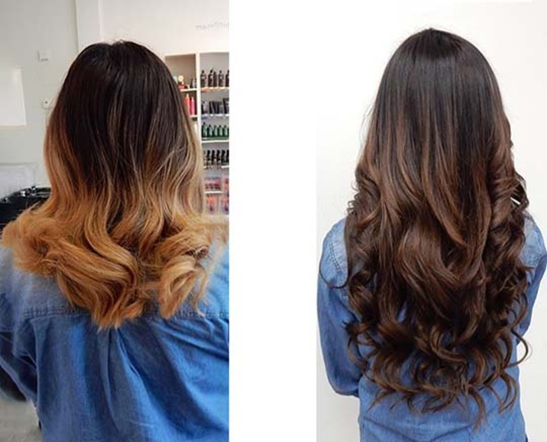How to Make Your Hair Fuller And Thicker Real Quick with Clip-in Hair Extensions