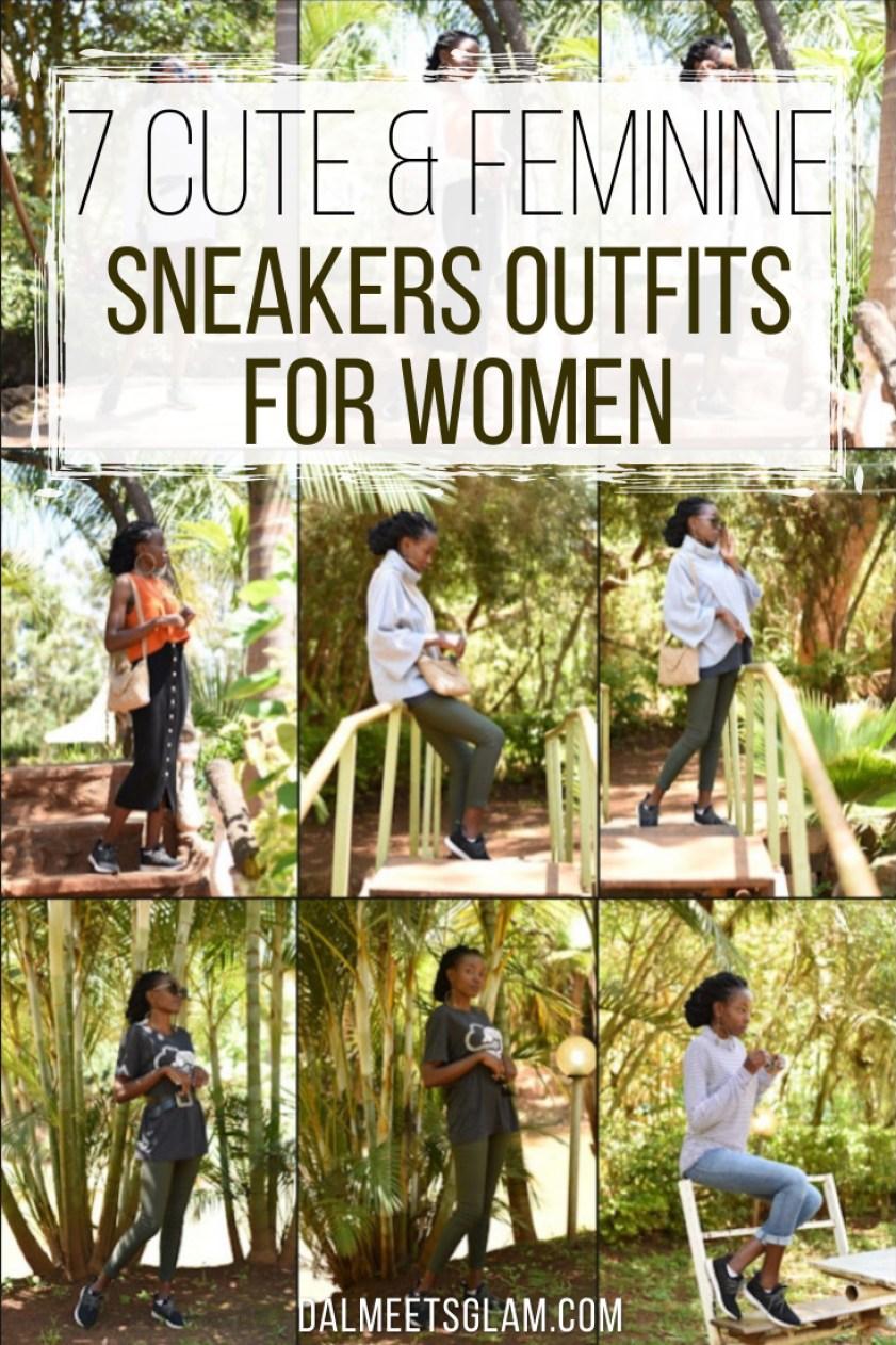 7 Cute Sneakers Outfits For Women- Loom Waterproof Sneakers Review