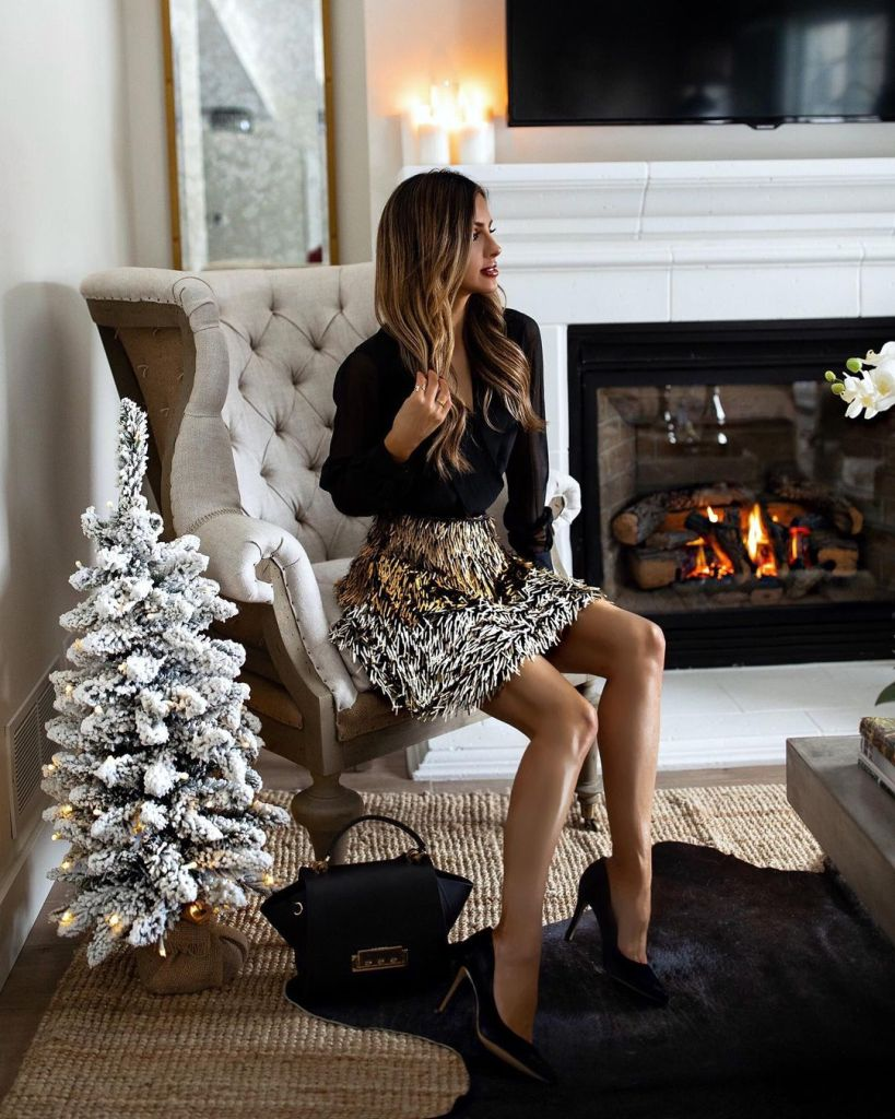 Finally, 12 Gorgeous Holiday Party Outfits To Look Bomb!