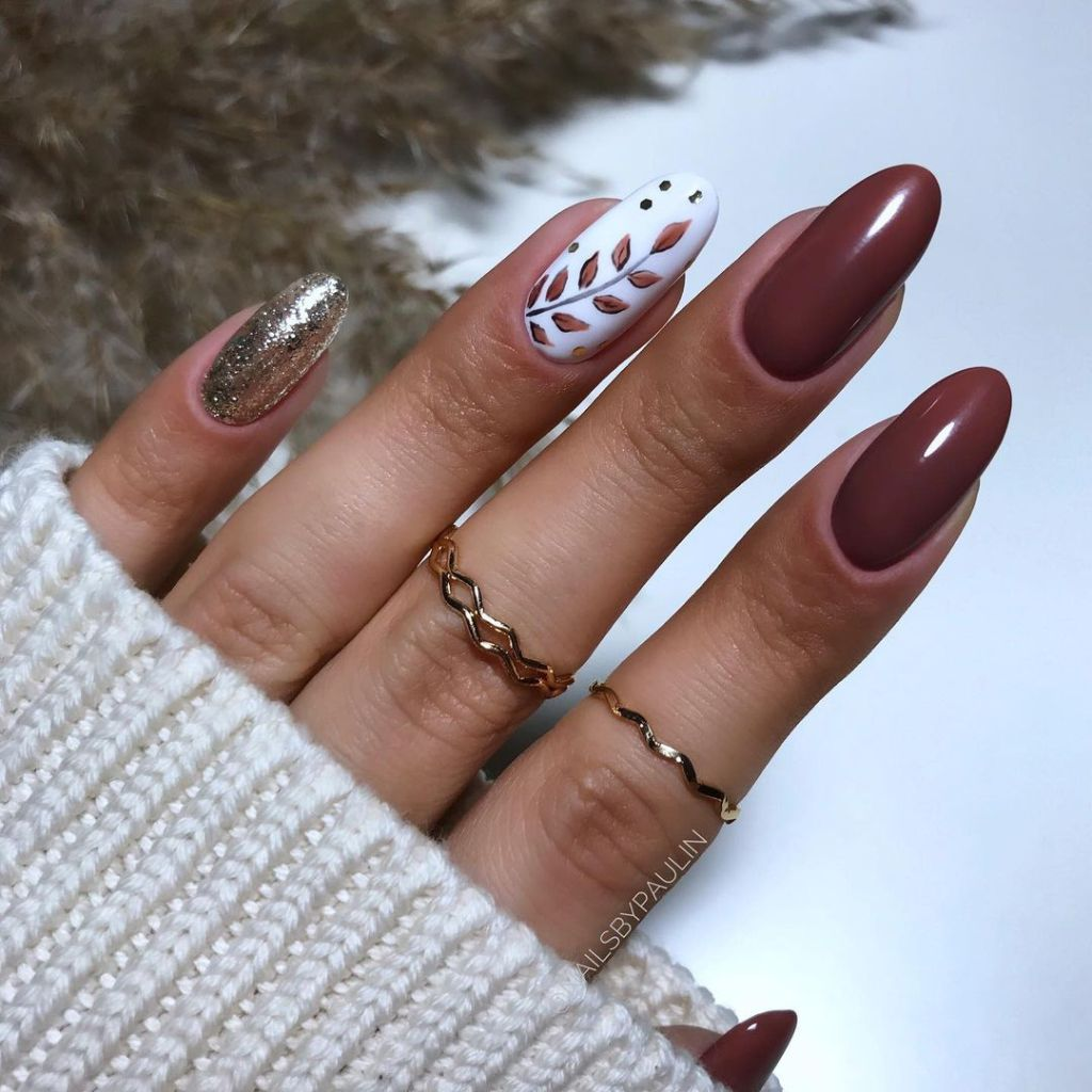Try These Adorable Fall Nail Designs All Autumn