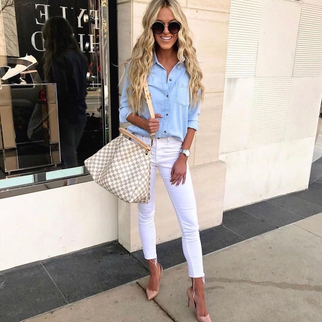 How To Style Blue For All Occasions - No Matter Your Shade of Blue!