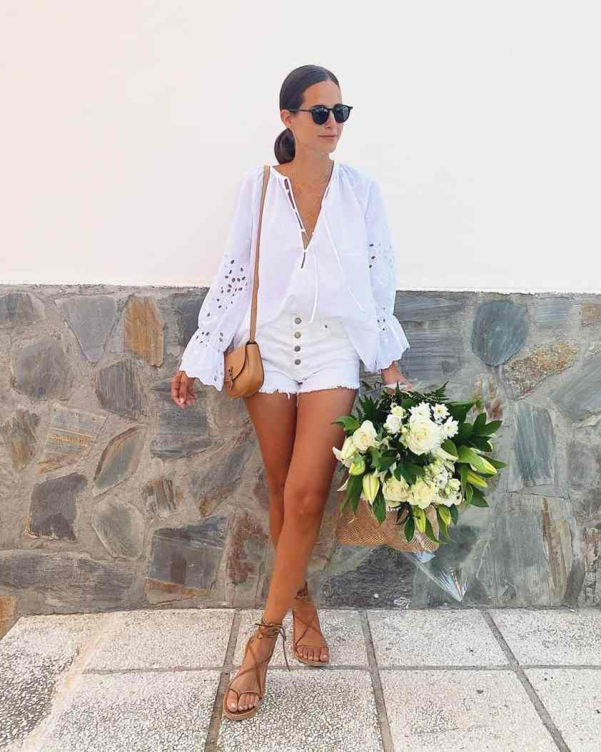 These Denim Shorts Outfits Will Have You Slaying All Summer