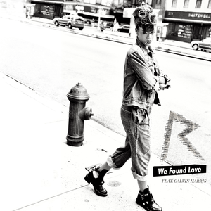 We Found Love by Rihanna featuring Calvin Harris Piano